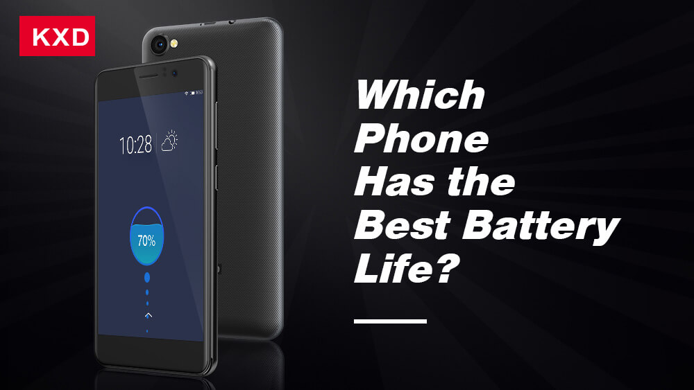 Which Phone Has the Best Battery Life 2018