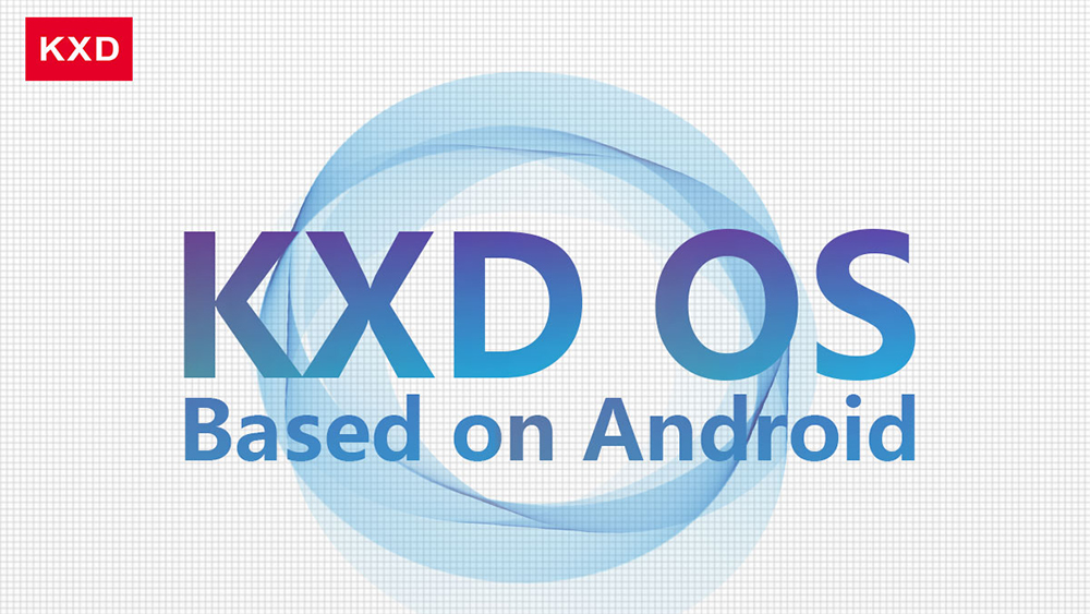 KXD OS based on Android