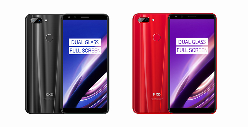 KXD K30 Smartphone- Screen of Infinity